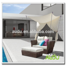 Audu Wicker Outdoor Uv и водонепроницаемый Daybed