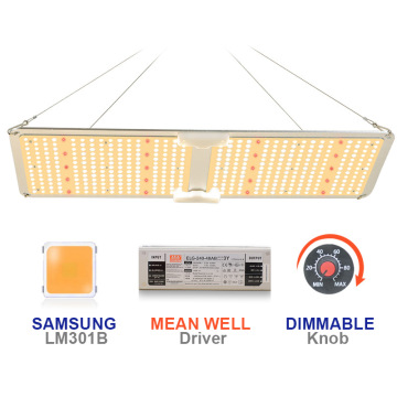 Endüstriyel LED Grow Light Quantum 200W