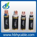 Heavy Duty Gepanzerte XLPE Stromkabel bis zu 35KV