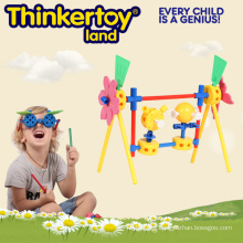 New-Developed Plastic Sport & Educational Toys with Swing