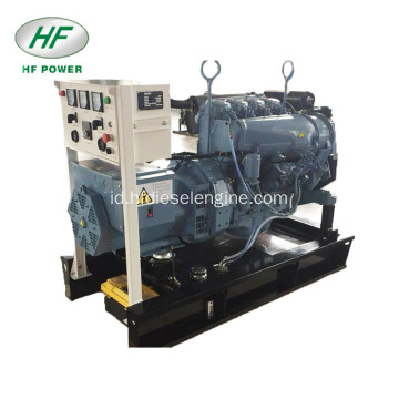 F4L912T GENERATOR OPEN TYPE DIESEL SET 40KW 1800RPM