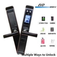 EVD-KF8812 Facial recognition lock