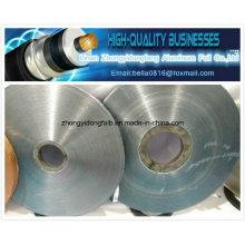 Narrow Slitting Self-Adhesive Aluminum Foil Bonded Laminated Foil (AL/PET/EMAA) Shielding