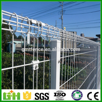 GM 2016 Double Circle Powder Coated Wire Mesh