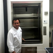 100-300kg Hôtel cuisine petit ascenseur de nourriture