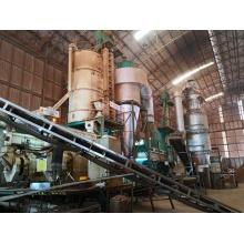 Производственная линия гранулятора соломы 2-3 т / ч