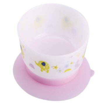 Infant PP servies Zuig Trainingskom BPA gratis