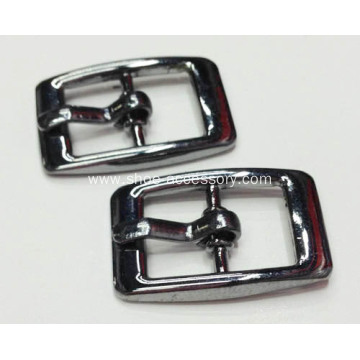 Gun Black Pin Buckles for Shoes 11mm