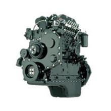 Motor diésel CUMMINS de 4 tiempos y 140 CV