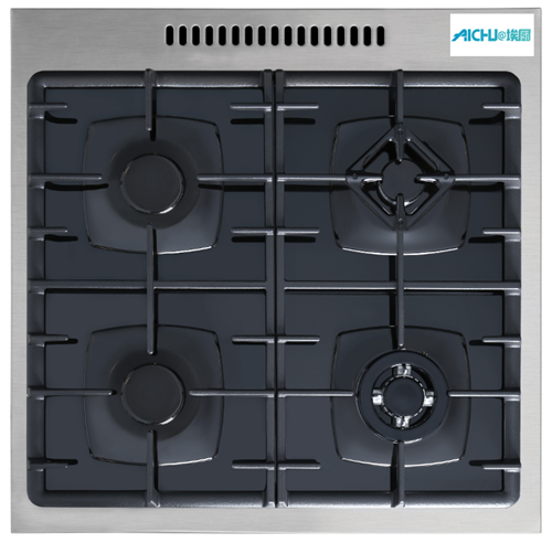 Built-in Stove and Oven 4 Burner