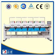 Fábrica de preços baixos por atacado de controle de computador Cap Tubular Embroidery Machine