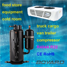 R22 rotary refrigeration refrigerator walk in cooler compressor for condensing unit hot sale