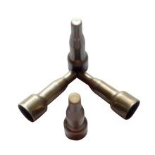 Piezas de estampado de dibujo de alta precisión de acero inoxidable
