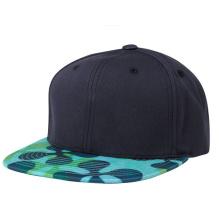 Специализированная шляпы snapback с вышивкой на brim
