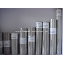 Plain Weave Stainless Steel Wire Mesh