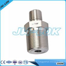 China Fitting Factory Tube Fitting Nipple