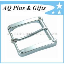 Pin hebilla de cinturón en níquel (hebilla de cinturón-007)