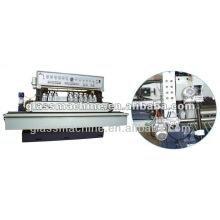 Máquina de chanfrar borda de vidro de mosaico horizontal YMC361 com 10 rodas