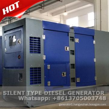 200kva supper silent diesel power generator set
