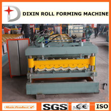 Roof Steel Plate Coil Making Roll Forming Machine