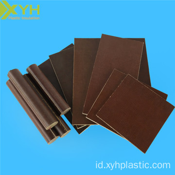 Kopi Warna Phenolic Cotton Cloth Sheet Sheet