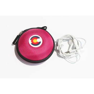 Mini funda redonda para auriculares Apple