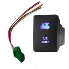 Commutateur de barre de poussée Air Comp Toyota / Prado / 150 Landcruiser / 200 RAV4 / Commutateur à bouton