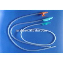 Cathéter médical stérile stérile de PVC en foley tube à bas prix 2015 avec ce iso