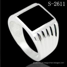 Joyería clásica de la manera de la plata esterlina del modelo 925