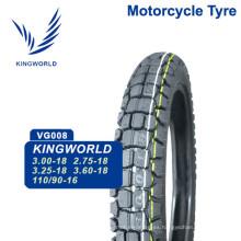 Neumático de motocicleta 300-18, neumático para motocicleta 300-18