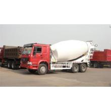 Camião betoneira betão Sino HOWO 6X4 336HP (ZZ1257N3641)