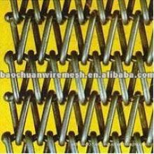 Cinta transportadora de metal usada en la industria en la tienda (fabricante)
