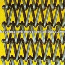 Metal conveyor belt used in industry in store(manufacturer)
