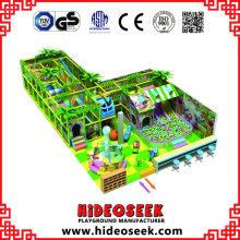 Hot Fun Jungle Indoor Spielplatz mit Ball Pool