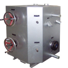 CPF-PE-F series vertical continuous switching melt filter