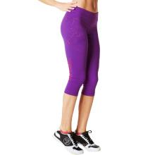 Nylon Spandex Women Wholesale Compression Pants