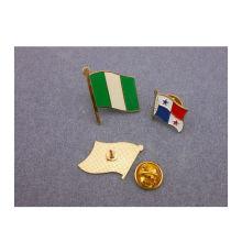 Emblema das bandeiras do Pin da lapela das bandeiras nacionais (GZHY-LP-010)