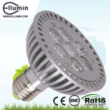 Aluminium housing E27 7W Par30 LED Light