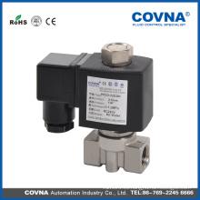 Hk02 vacío válvula solenoide hidráulica 24v para el estilo caliente