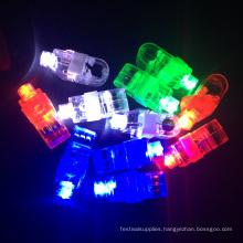 led finger flash light wholesale party favor