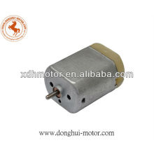 6V dc micro motor for hair curler and hair trimmer