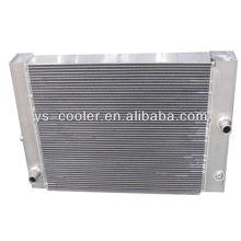 Professioneller Hersteller von Maschinenbauer Ölkühler Wärmetauscher / Hydrauliköl Heizkörper