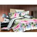 Nouveau Design Bed Sheet Set Microfibre