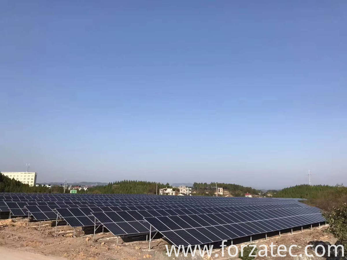300KW Solar Power station