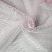 Tissu de maille en filet de tulle doux pour le textile de maison