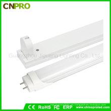 Nuevo diseño ultra brillante 140lm / W 160lm / W 18W T8 LED luz del tubo