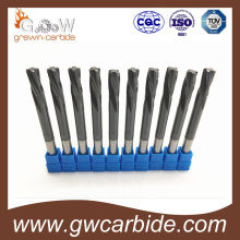 Tungsten Carbide Customized Helix Angle Reamers