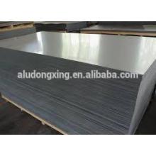 Placa / folha de alumínio anodização de série 3000 com melhor preço e qualidade