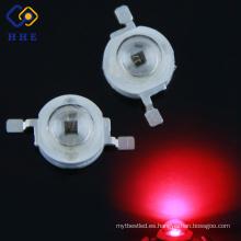 Diodo emisor de luz infrarroja cercana Diodo emisor de luz infrarroja cercana de alta potencia 3W 660nm led