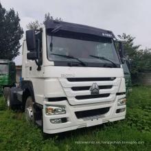 Cabezal tractor HOWO 6x4 reacondicionado con neumáticos nuevos